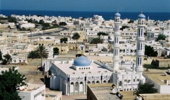 Oman city tours - khasab