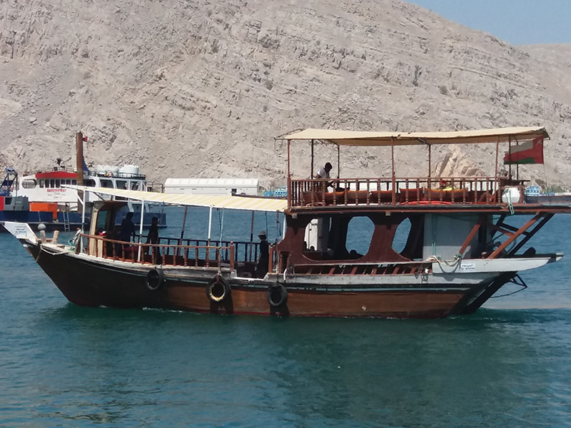 Full Day Dhow Cruise To Fjords