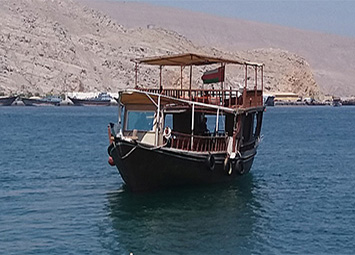 Private Dhow Cruise Tour